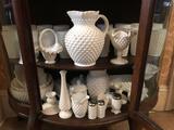 Bottom 2 Shelves in Curio Cabinet