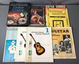 Guitar Instruction Lot : DVDs, Beginning Chords, and Songbooks