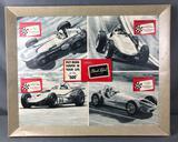 Indianapolis 500 cardboard