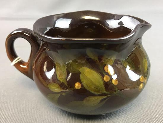 Antique (1903) Signed Rookwood Small Pitcher/Creamer #330