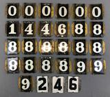 Group of 28 : Glass Numbers -