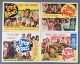 Vintage Little Rascals Hide and Shriek posters
