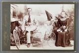 Antique family photograph