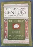 Antique January Century Magazine The Sea Wolf