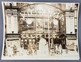 Antique photograph of Victoria Theatre