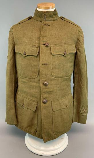 WW1 US Enlisted Private Purchase Tunic