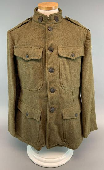 WW1 US Enlisted Tunic