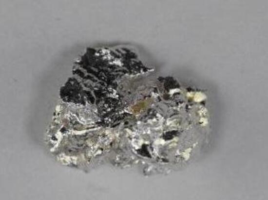 Crystalline Silver Nugget 8.7 Grams