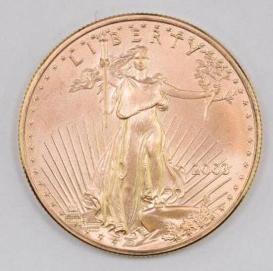 ONLINE ONLY - Coin & Bullion Auction