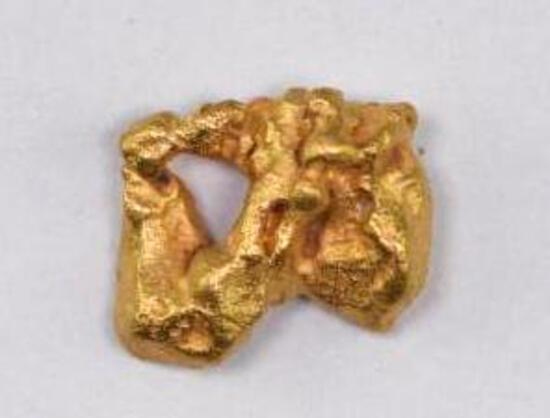 Alaska Placer Gold Nuggets 4.0 Grams