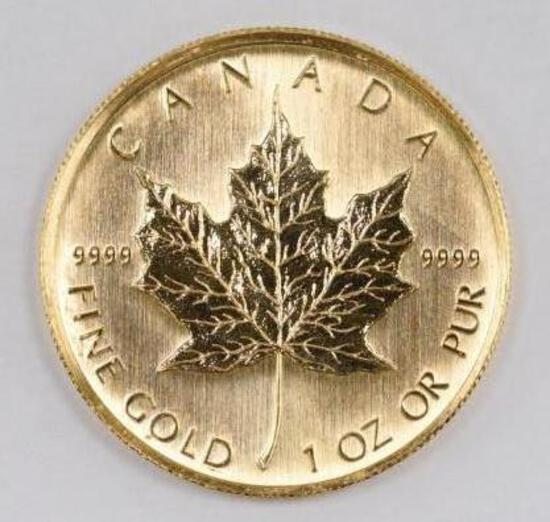 Online Only Coin & Bullion Auction