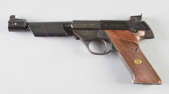 High Standard, Model 102 Olympic Citation Pistol