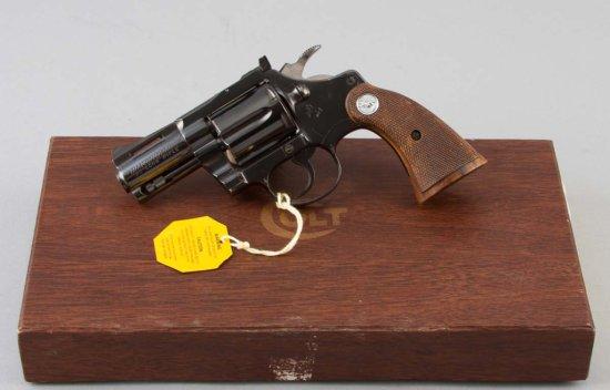 Colt, Diamond Back, Double Action Revolver