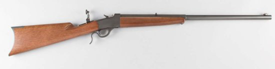 Winchester, Model 1885 Low Wall, Rifle