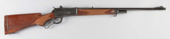Winchester, Model 71, Lever Action Rifle