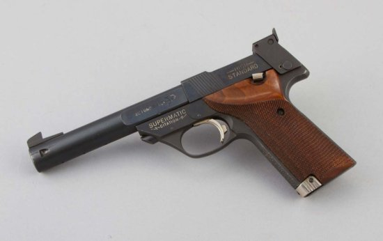 High Standard, SupermaticCitation, S/Auto Pistol
