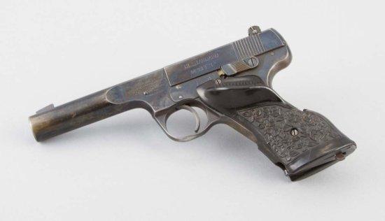 High Standard, Model E, Semi-Automatic Pistol
