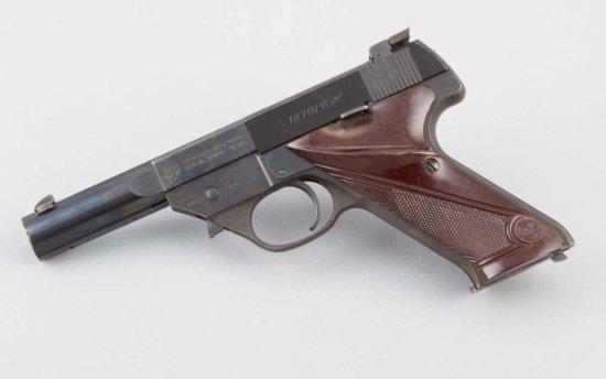 High Standard, Model Olympic, Semi-Auto Pistol