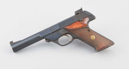High Standard, Model 103 Supermatic Pistol
