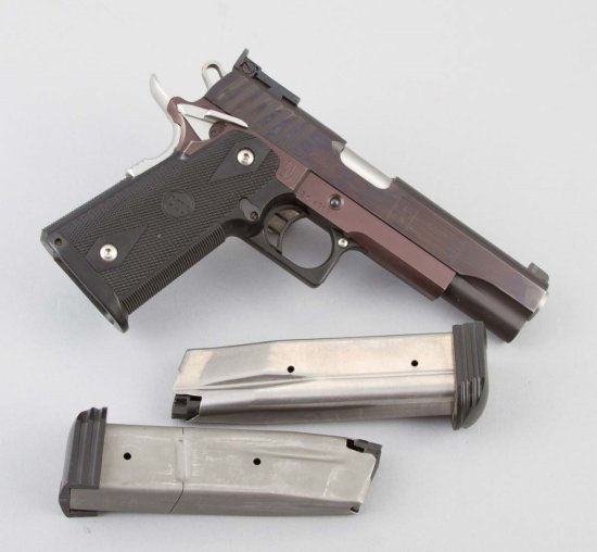 STI International, Model Eagle 5.1, S/Auto Pistol