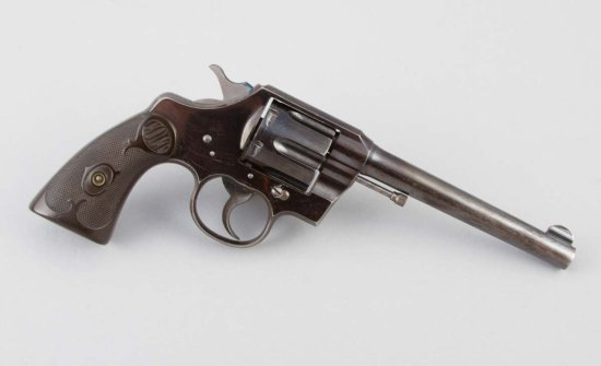 Colt, Army Special, Double Action Revolver