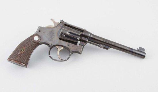Smith&Wesson,OutdoorsmanModel,Dbl. Action Revolver