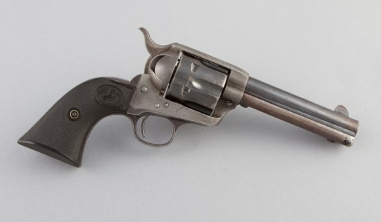 Texas shipped Colt Single Action Army.  Confirmed by the Colt Archive letter, this Colt #204411 is a