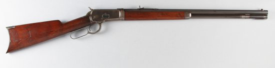 Fine, Black Powder Winchester, Model 1892 Take-Down, Lever Action Rifle, .44 Caliber, SN 18215, with
