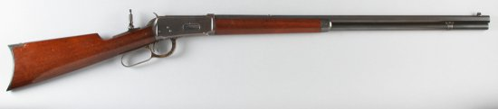 Antique Winchester, Model 1894, with factory letter stating SN 63581 was manufactured in 1896, shipp