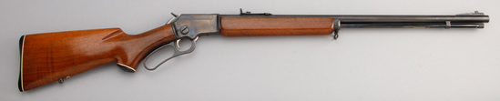 """Nice condition Marlin, Model Golden 39A, Lever Action Rifle, .22 caliber, SN V19022, 24"""" round barre"""