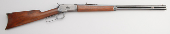 """Winchester, Model 1892, Lever Action Rifle, .38/40 caliber, SN 210057, manufactured 1903,  24"""" octag"""