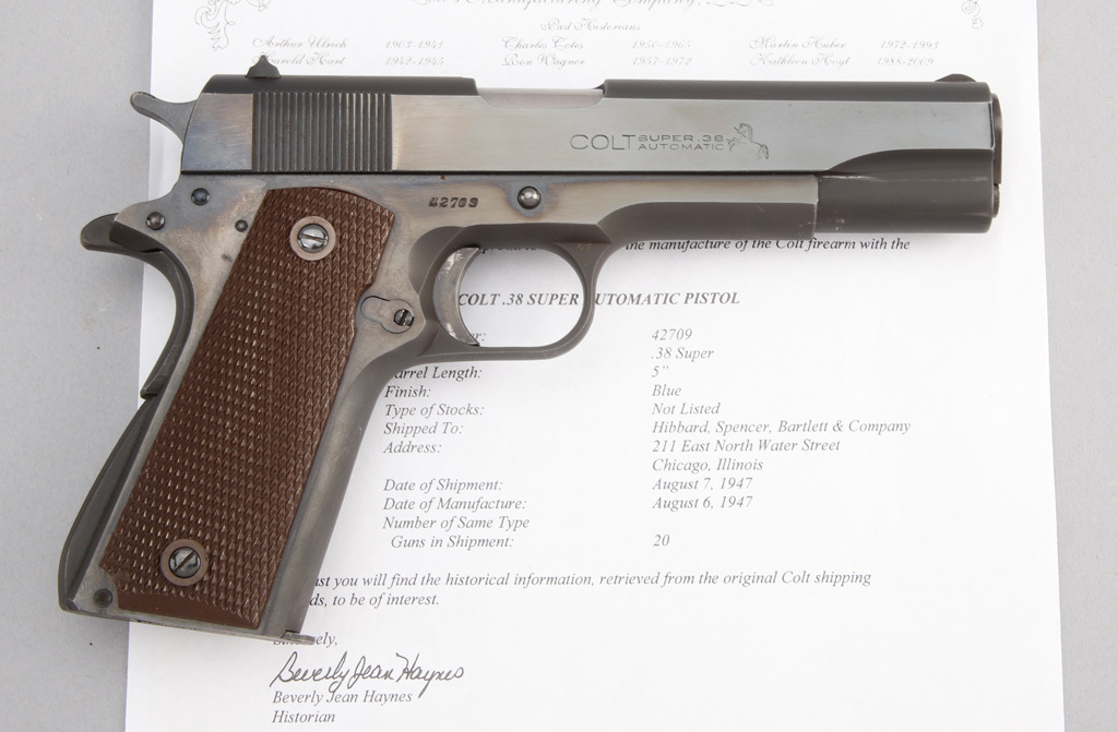 Estate and Firearms auction