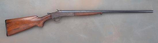 "Relatively scarce Winchester, Model 20, .410 single barrel Shotgun, SN 1284, with 26"" barrel, full c"