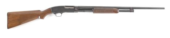 """Very desirable Winchester, Model 42, Slide Action Shotgun, 410 gauge, 3"""" chamber, SN 86617, 26"""" full"""