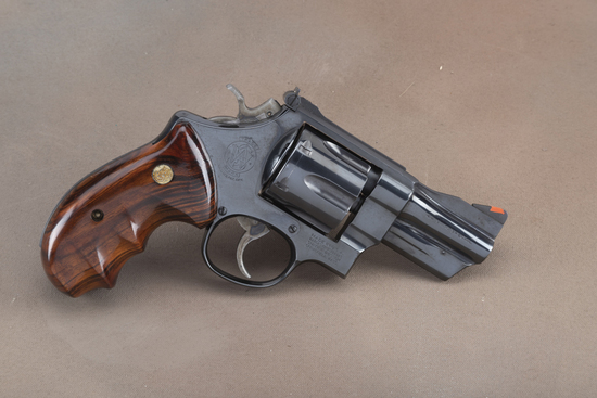 Fine condition Smith & Wesson, Model 24-3, Double Action Revolver, .44 S&W SPL caliber, SN AEJ7950,