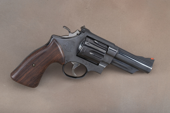 "Smith & Wesson, Model 29-2, Double Action Revolver, .44 MAG caliber, SN N343477, 4"" barrel, fine blu"