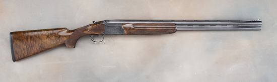 "Fine engraved Classic Doubles, Model 101, O&U 12 gauge Shotgun, SN CB2-943, 28"" ribbed barrel chambe"