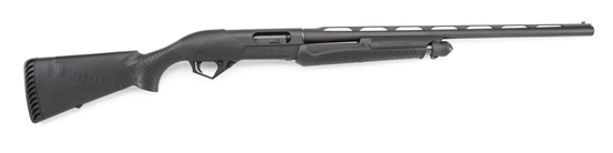 "Benelli, Super Nova, Pump Shotgun, 12 gauge, SN Z407687, 26"" vented barrel, matte finish, excellent"