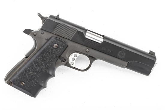 "Springfield Armory, Model 1911-A1, .45 ACP caliber, Auto Pistol, SN NM169870, 5"" barrel, matte finis"