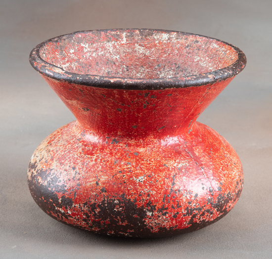 """Early Saloon Style, heavy cast iron Spittoon, approximately 1/4"""" thick, appears to be in its origina"""