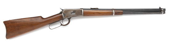 Very nice Winchester, Model 92, Saddle Ring Carbine, SN 987571, in .44 WCF caliber.  Nice untouched
