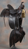 Early Loop Seat Saddle by a very sought after Saddlemaker