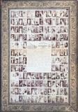 Antique Gilt Framed Advertising Lithograph for
