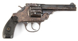 Iver Johnson, Top Break, 5-shot Revolver, SN 627759. This is a .38 S&W cali