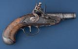 Antique Flintlock Vest Pistol, 3