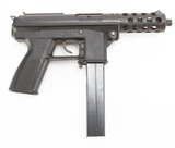 INTRATEC, Model TEC-DC9, Semi-Automatic Pistol, .9 MM LUGER caliber, SN D04