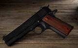 New in box, Colt, Model 38 Super, Semi-Automatic Pistol, .38 Super caliber,