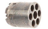 . Colt, 1861 Navy Percussion .36 Caliber Cylinder. The cylinder scene is ve