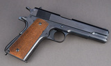 Colt, Government Model, .45 ACP caliber, Semi-Automatic Pistol, SN C26728,