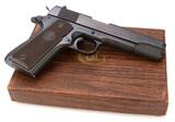 Colt, Government Model, .45 ACP caliber, Semi-Automatic Pistol, SN 250126-C